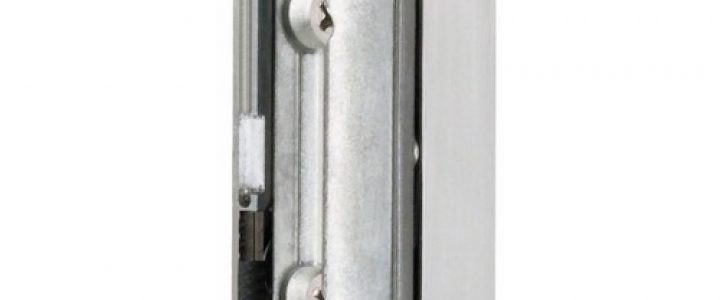 Réparation d'une gâche électrique de porte